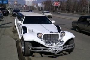 Лимузин Эскалибур